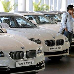 BMW'DEN SÜRPRİZ HAMLE... ÇİNLİ ŞİRKETİN HİSSELERİ UÇTU