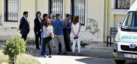 2 teröristin cenazesini HDP'li vekiller teslim aldı