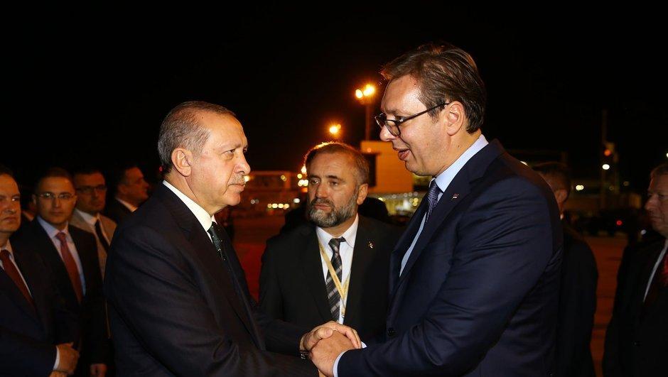 Erdoğan: FETÖ denilen ihanet çetesini Balkanlar'dan da sileceğiz