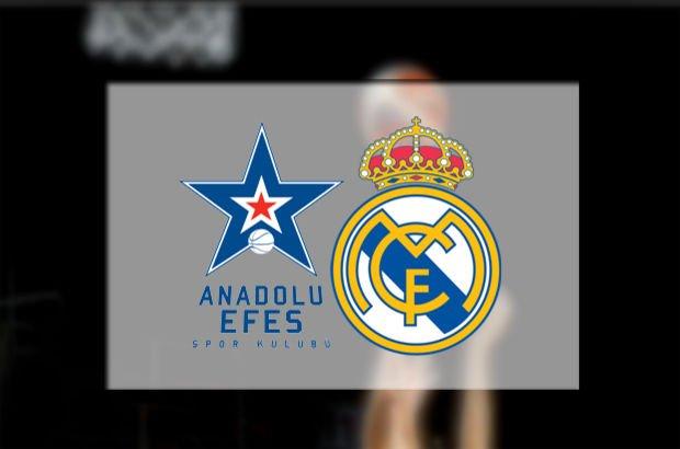 Anadolu Efes - Real Madrid