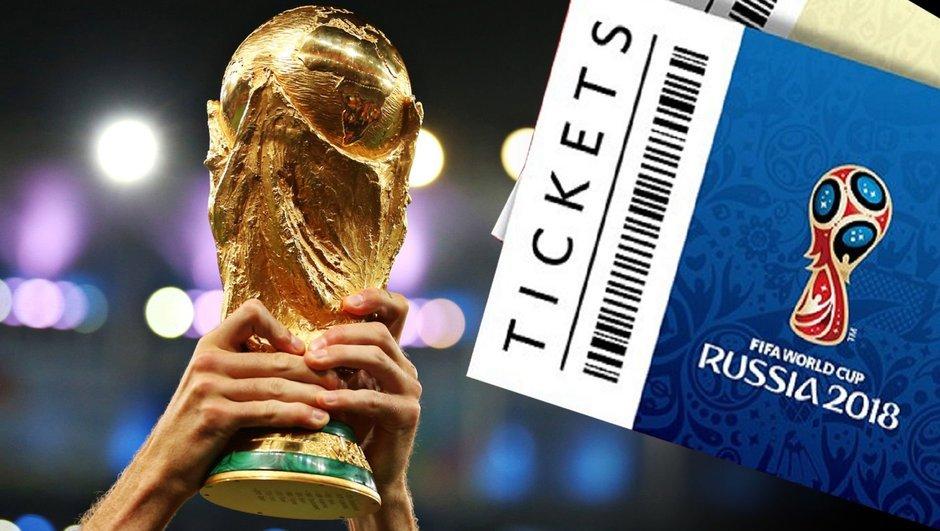 Dünya Kupası bileti alanlar belli oldu!