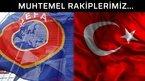 Uluslar Ligi'nde kura yarın çekilecek! Türkiye...