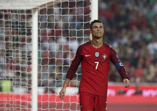 Ronaldo'nun uyku sırrı...