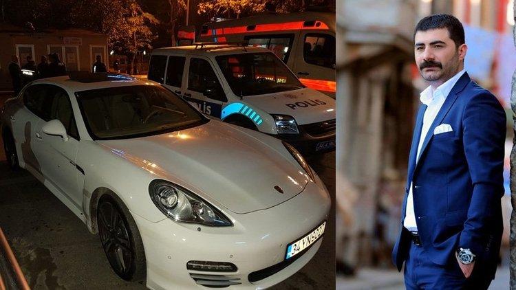 Türkücü Gökhan Doğanay, yolcu koltuğunda oturduğu aracın içinde silahlı saldırıya uğradı.