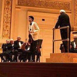 ÇEV öğrencisi NY'de konser verdi