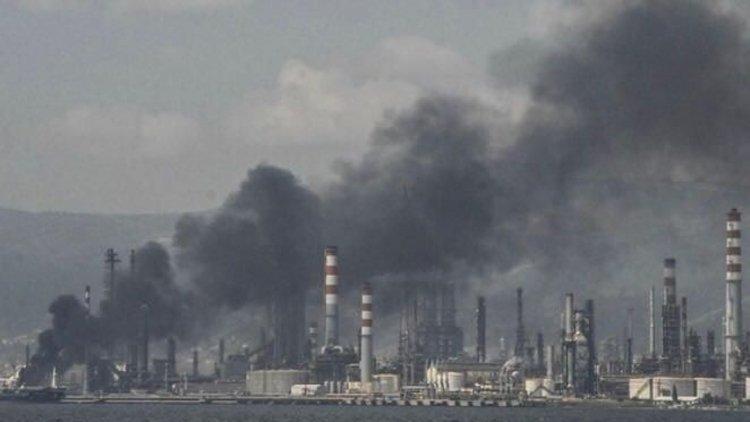 Tüpraş patlamasıyla ilgili 7 kişi gözaltına alındı.