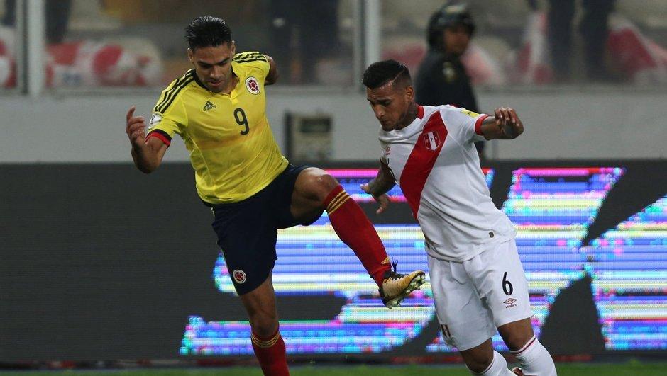 Peru-Kolombiya