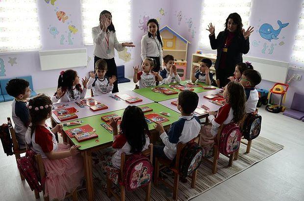 ismet yılmaz okul öncesi eğitim