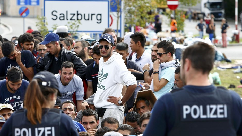 Almanya Sığınmacı