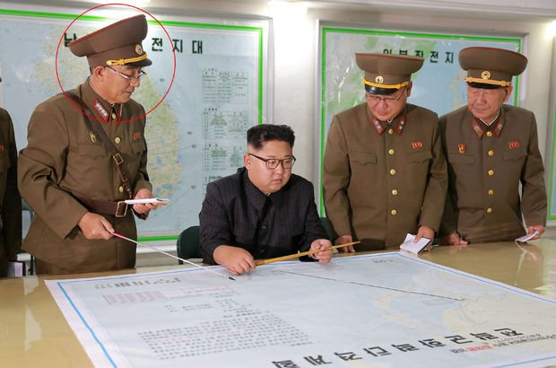 Kim Jong Un'un sağ kolu nerede?