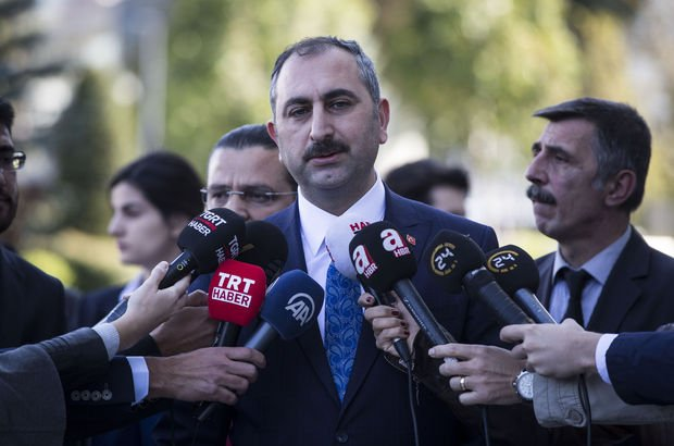 Adalaet Bakanı Gül