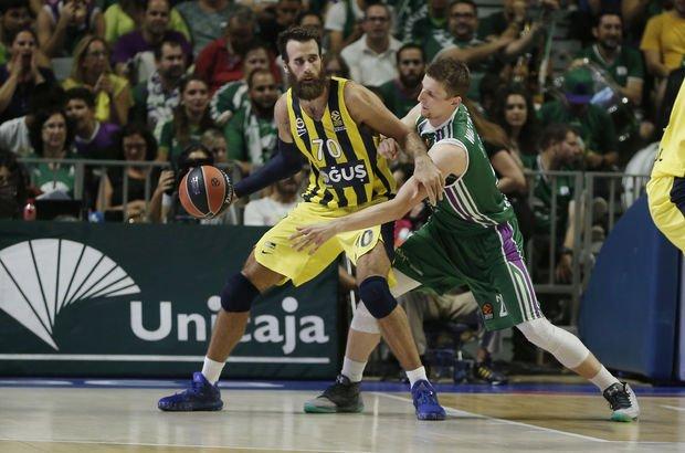 Unicaja Malaga - Fenerbahçe Doğuş