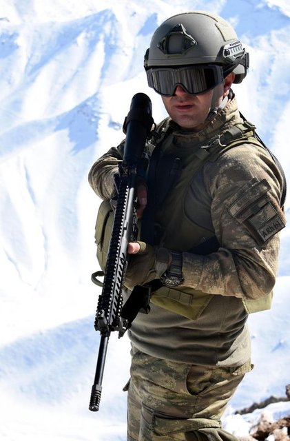 Yabancı markalara alternatif olacak Türkiye'nin yerli silahları