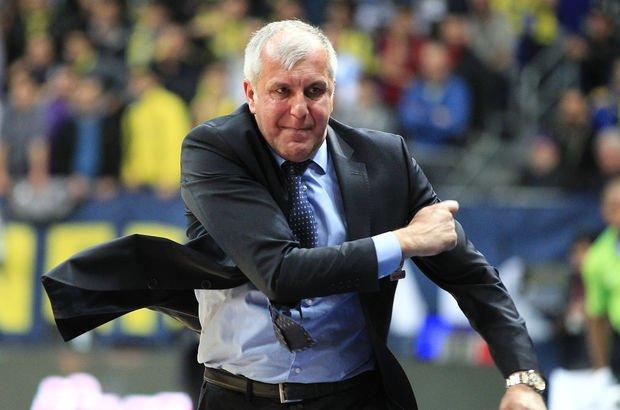 Obradovic - Fenerbahçe Doğuş
