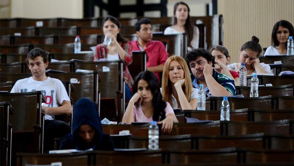YGS LYS YÖK Yekta Saraç üniversite sınavı