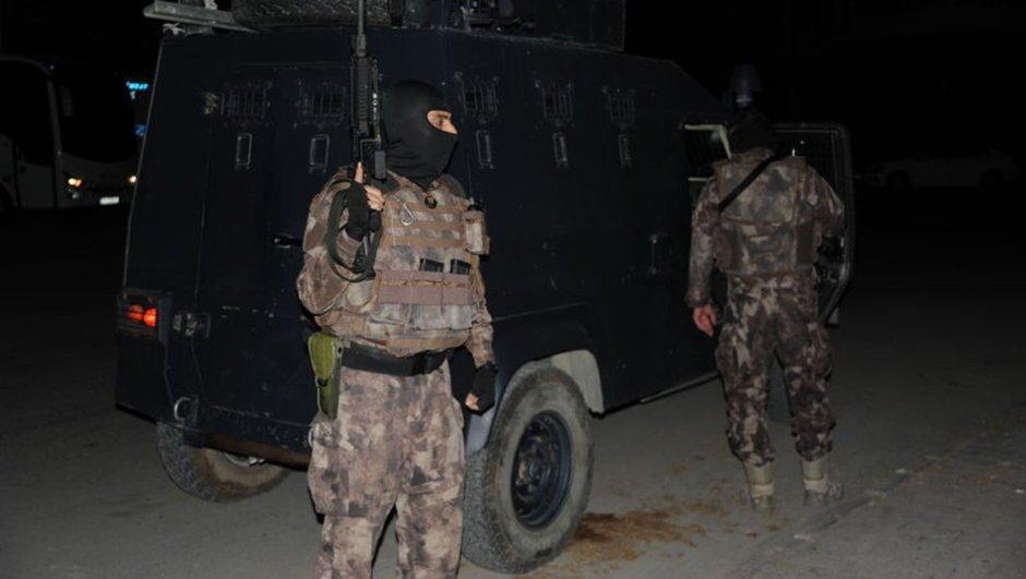 Adana PKK operasyon