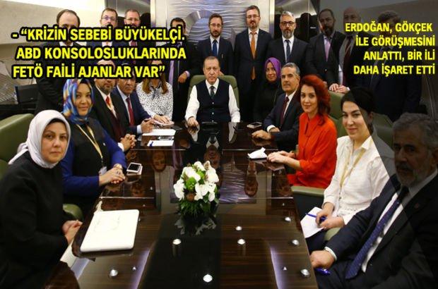 Cumhurbaşkanı Recep Tayyip Erdoğan: Bunlar diplomat değil, bunlar ajan!