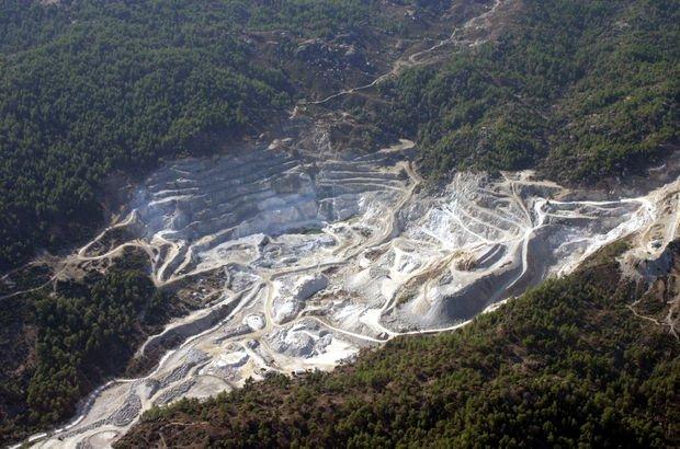 Enerji ve Tabii Kaynaklar Bakanlığı, maden sahası