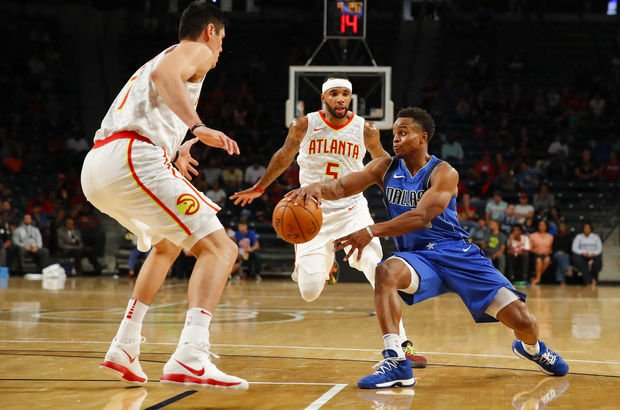 Dallas Mavericks: 108 - Atlanta Hawks: 94