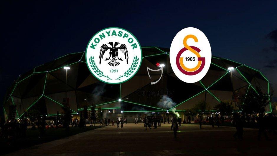 Konyaspor Galatasaray maçı