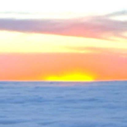 bulut denizi