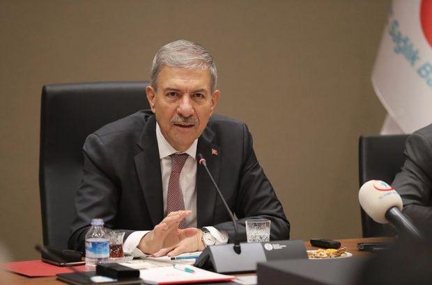 Sağlık Bakanı Ahmet Demircan