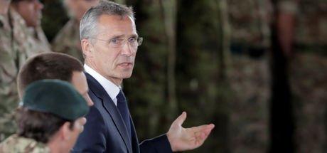 NATO'dan Türkiye ve ABD'ye mesaj: Oturun ve çözüm bulun