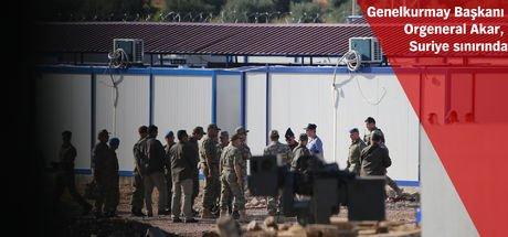 TSK açıkladı: İdlib'de gözlem noktaları oluşturuluyor