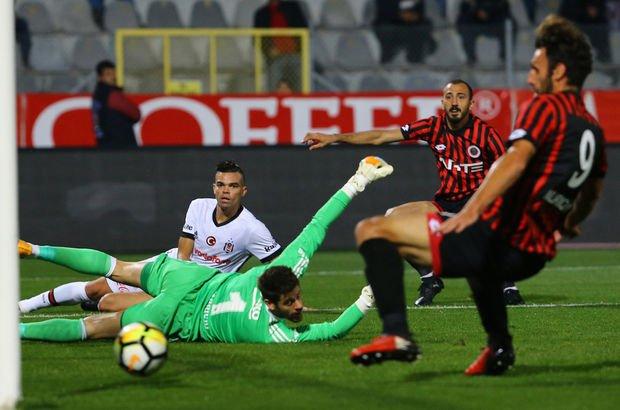 Gençlerbirliği Beşiktaş