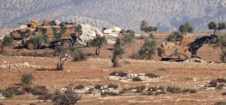 TSK İdlib'de, Afrin'deki YPG ateş mesafesinde