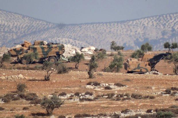 TSK İdlib'e konuşlandı: Afrin'deki YPG de ateş mesafesinde