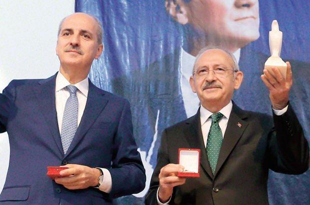 Kemal Kılıçdaroğlu  Kültür ve Turizm Bakanlığı CHP Numan Kurtulmuş