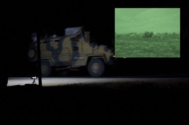 TSK'nın İdlib'deki faaliyetleri sürüyor! Gece de çalışıyorlar