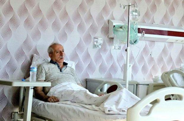 AK Partili Orhan Miroğlu ve eşi trafik kazası geçirdi