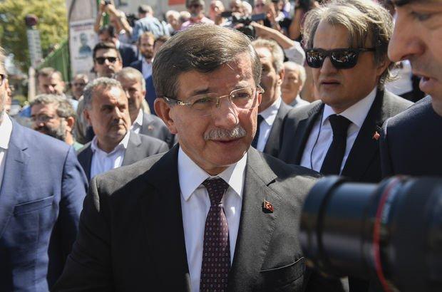 Ahmet Davutoğlu Kerkük