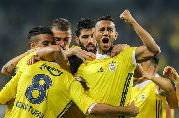 Fenerbahçe, Yeni Malatya'ya patladı!