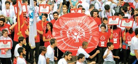 Uluslararası Özel Olimpiyatlar'ın Türkiye'deki çalışmaları