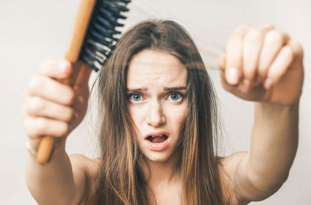 Saç dökülmesine yol açan nedenler nelerdir?