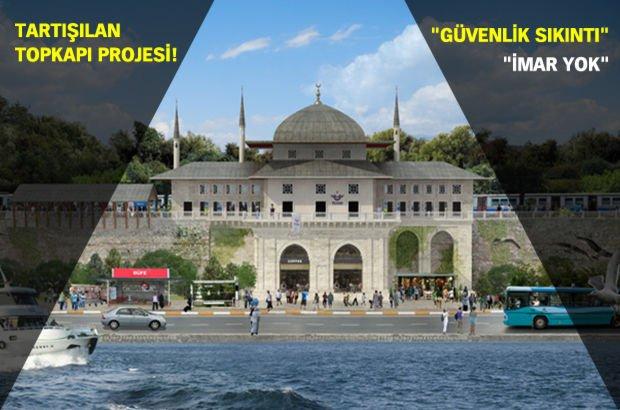 Mustafa Demir Topkapı Sarayı İstanbul