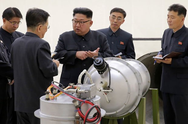 Kuzey Koreli yetkiliden açıklama: 'Kuzey Kore'nin mevcudiyeti tehlikededir'