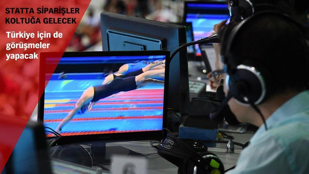 Olimpiyatları koruyan dijital 'dalgakıran'