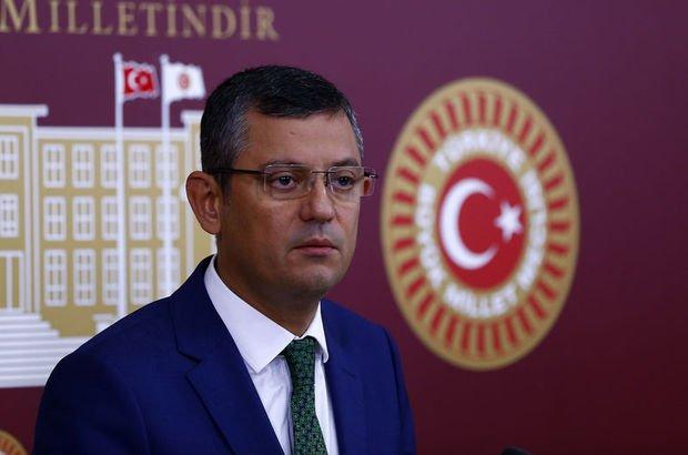 CHP'li Özel'den Melih Gökçek hakkında açıklama