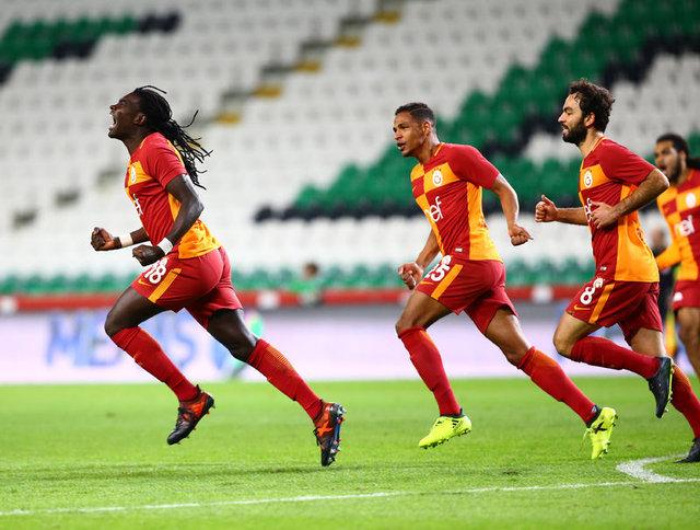 Galatasaraylı futbolculardan Fenerbahçe'yi yeneceklerine emin