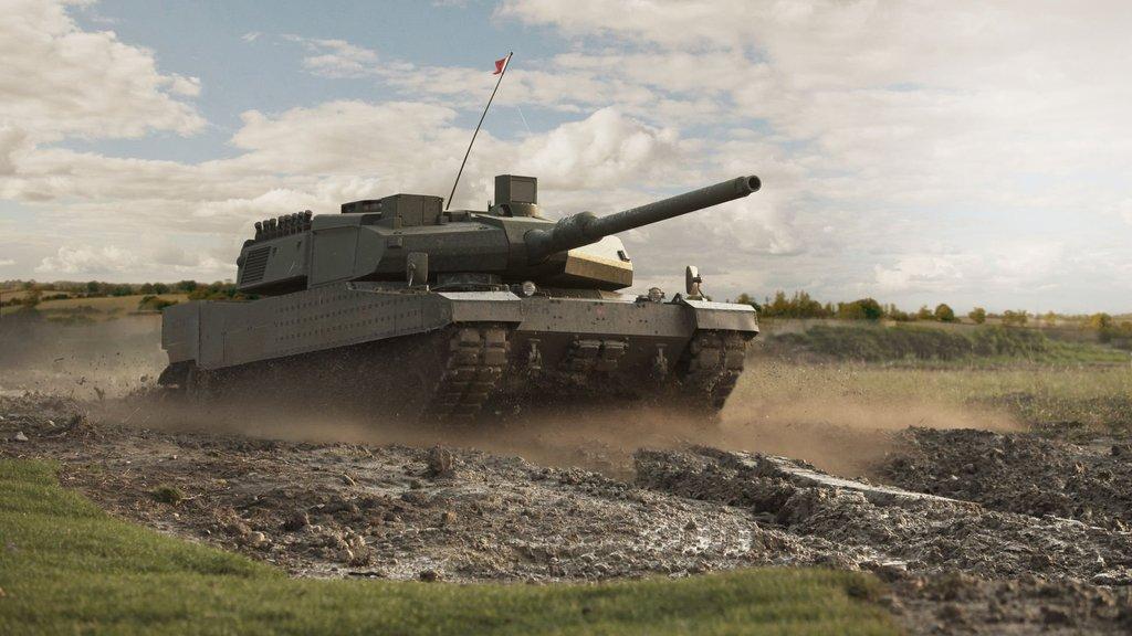 Altay tankında yeni gelişme