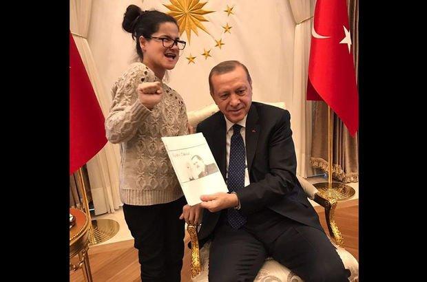 Cumhurbaşkanı Erdoğan, Gülşah'a ev hediye etti