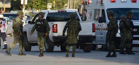 Meksika'da silahlı çatışma: 11 ölü