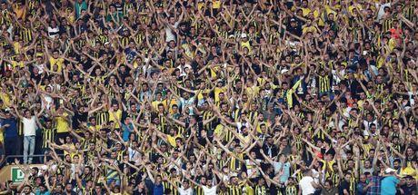 Fenerbahçe'den derbi biletlerine 10 bin talep