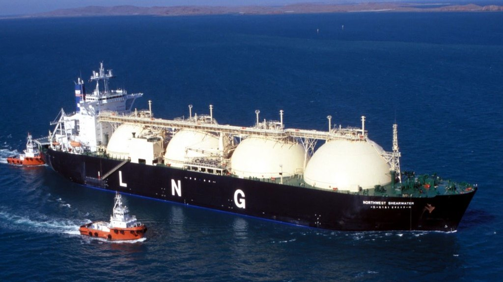 LNG'de fazla üretimin muhtemel rotası Asya