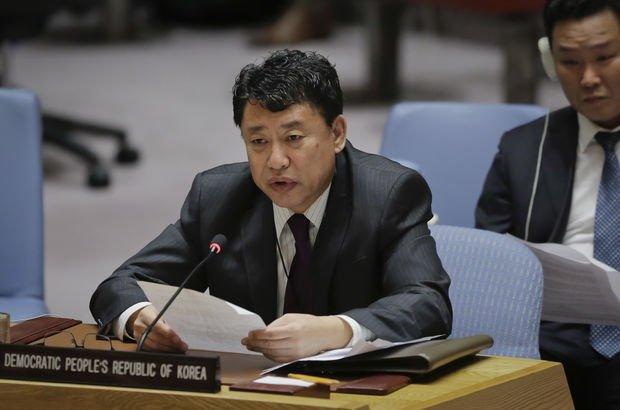 Kuzey Kore: Her an nükleer savaş çıkabilir!