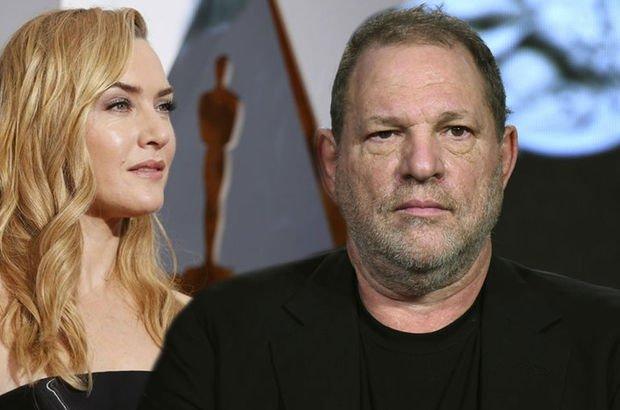 Kate Winslet, Harvey Weinstein